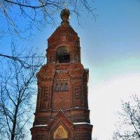 Колокольня Казанского Головинского Монастыря :: Светлана .