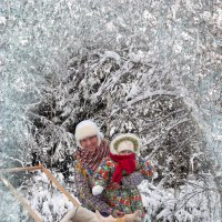 Крещенские морозы :: Сергей Соловьёв