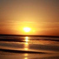 Восход в Сахаре. :: Надежда Баликова