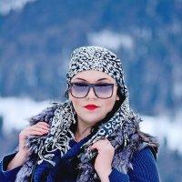 Зимним утром... :: Ксения Заводчикова
