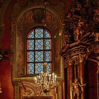 Убранство Бернандинского монастыря :: Виктор