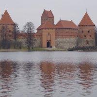 Замок Тракай :: Константин Вергун