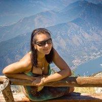 Над Боко-Каторским заливом :: Margarita Shrayner