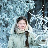 Совсем уж зима :) :: Ксения Зименская