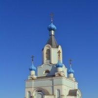 Церковь Иконы Божией Матери Взыскание Погибших в Соловьево :: К@терин@ .