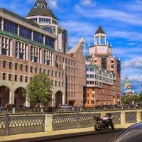 Московское небо :: Сергей Бурыкин