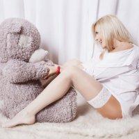 with bear :: Мария Буданова
