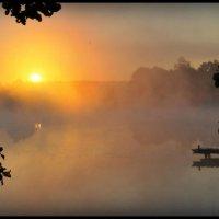 Рассвет в 5 утра :: Анастасия Сусманова