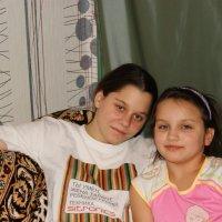 Две сестрёнки :: Вячеслав Кузнецов