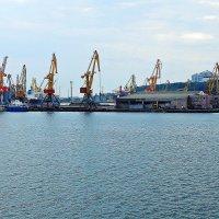 Одесский порт :: Александр Корчемный