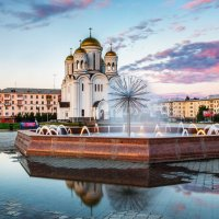 Белые ночи... :: Сергей Смоляков