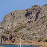 Лодка на остров Спиналонга :: Алексей Меринов