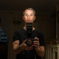 Поймать в объектив... :: Sergey Oslopov