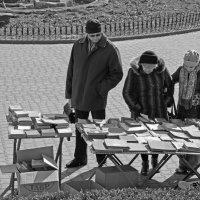 Старый книжный :: Алексей Соколов
