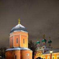 Храм святителя Петра Митрополита в Высокопетровском монастыре :: Павел Чекалов