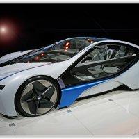 BMW Vision EfficientDynamics :: Александр Назаров