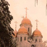 храм всех святых :: Павел Чернов