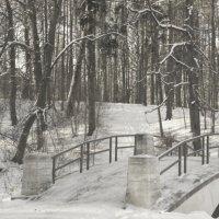 Мост через речку :: Stanis Yackovleff
