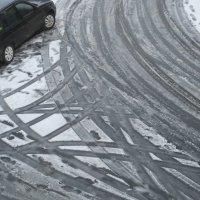 после оттепели,Сибирь :: галина лаврова