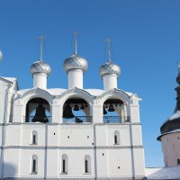 Звонница Успенского собора. :: Инна Пономарева