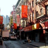 Чайнотаун в Нью Йорке :: anna borisova