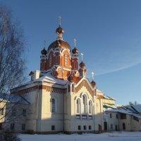 Крестовоздвиженская церковь (1871-1877 :: Сергей Кочнев