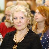 На выставке. :: Наталья Цветкова