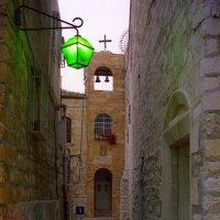 Иерусалим. Старый Город. Армянский квартал. Вечереет. :: Игорь Герман