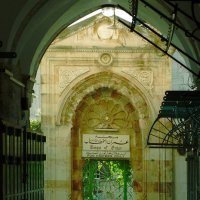 Иерусалим. Старый Город. Вход в мечеть Омара. :: Игорь Герман
