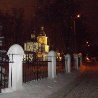 Церковь :: Юрий Егоров