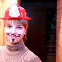 Пожарный :: Юлия Михайлова