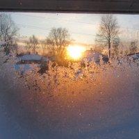 пейзаж за окном :: Фотиния М