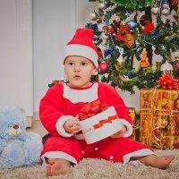 Маленький Дед Мороз :: Svetlana Shumilova