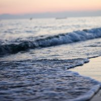 Море на закате :: Виталий Пылаев