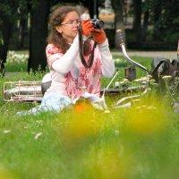 Фотографиня! :: Владимир Шошин