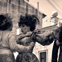 Танцы на улицах /из серии/ 15 :: Цветков Виктор Васильевич