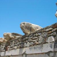 древняя архитектура Эфеса :: Наталья Ерёменко