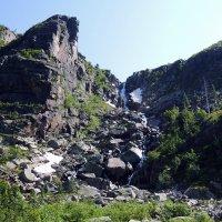 Водопад Богатырь :: Сергей Карцев