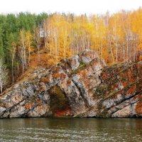 Каменные ворота :: Ольга Чазова