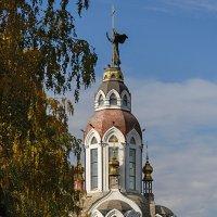 Духовный новострой :: Юрий Муханов