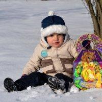От Деда Мороза. :: Сергей