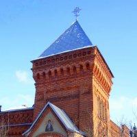 Храм святого старца Амвросия Оптинского :: Владимир