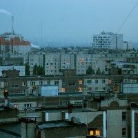 по крышам :: Геннадий Свистов