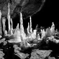 В пещере :: Надежда Мартюшева