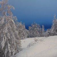 Начало зимы :: Leonid 44