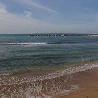 пляж в тель-авиве :: evgeni vaizer