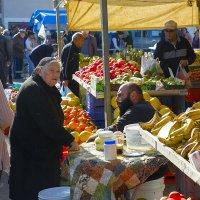 Кипрские зарисовки. Субботний базар :: Вячеслав Мишин