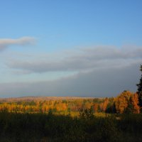 Осень Золотая :: Nina Voyager