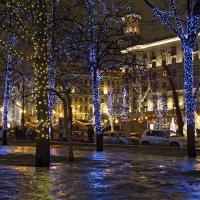 Рождество в Москве :: Елена Жукова