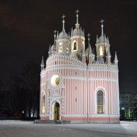Церковь Иоанна Предтечи (Чесменская) :: Ирина Михайловна